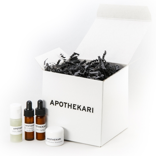 Apothekari Trial Sizes – Give Us a Try!