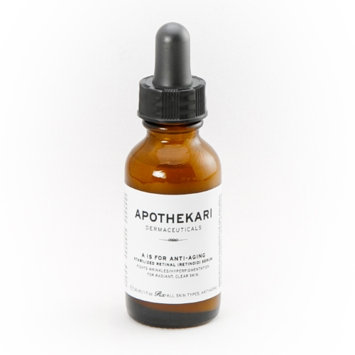 A Is For Anti-Aging: Why Retinaldehyde?