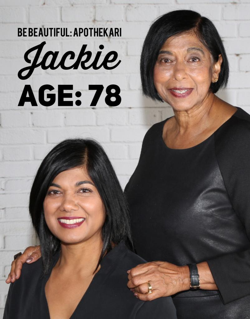 Apothekari's Be Beautiful December Jackie 2