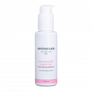 AHA-Mazing-Clean-Gel-Cleanser | Apothekari-Skincare