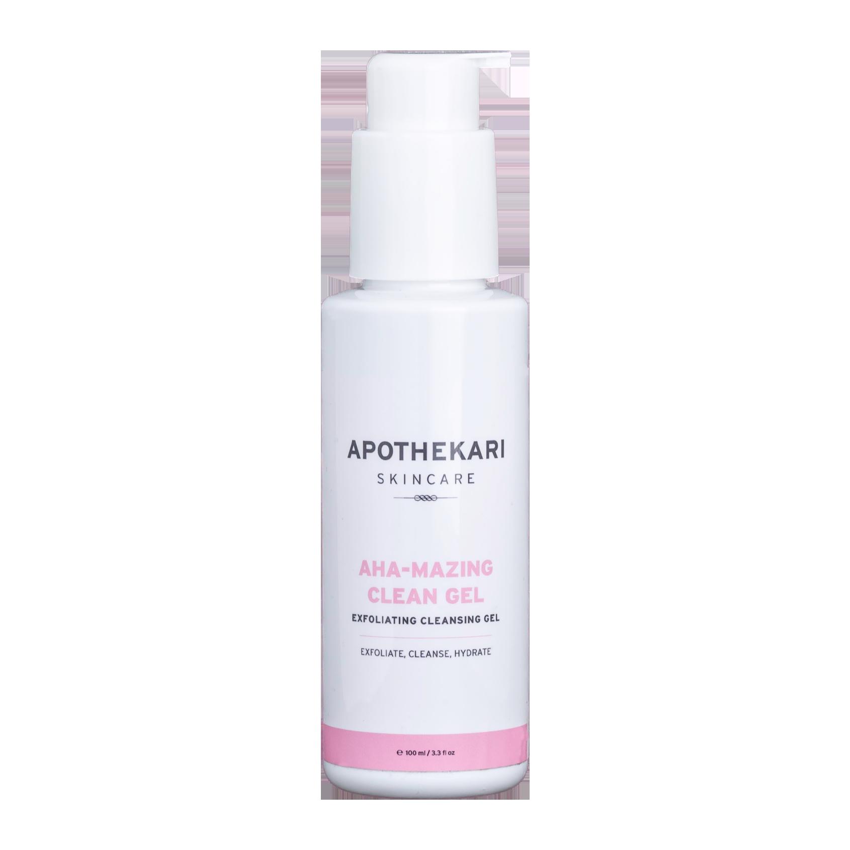 AHA-Mazing-Clean-Exfoliating-Cleansing-Gel-Apothekari-Skincare