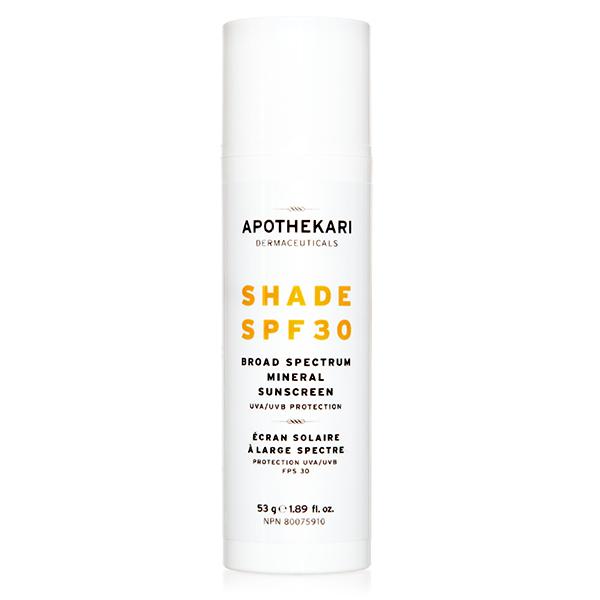 Shade SPF 30 Sunscreen