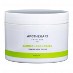 Bamboo Lemongrass Foaming Body Polish