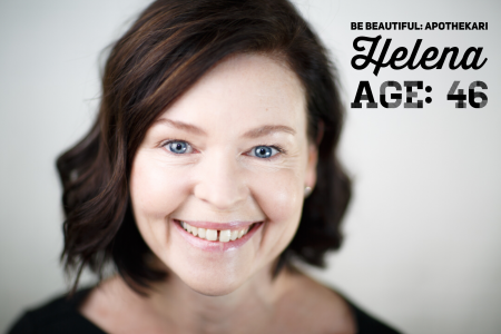 Helena April Be Beautiful 1