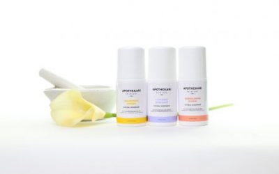 Sweat Confidently With This Natural Deodorant!