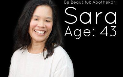 October's Be Beautiful Apothekari : Sara