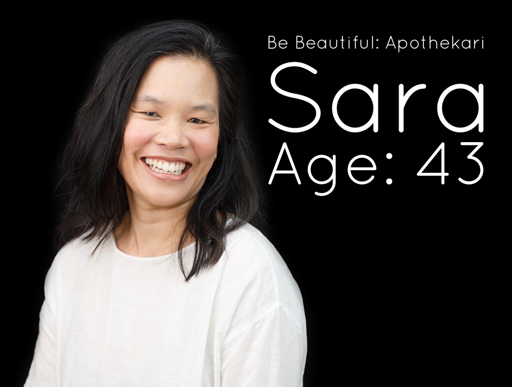 Be Beautiful Apothekari Sara 2