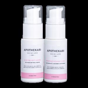 Radiant-Skin-Set | Apothekari-Skincare