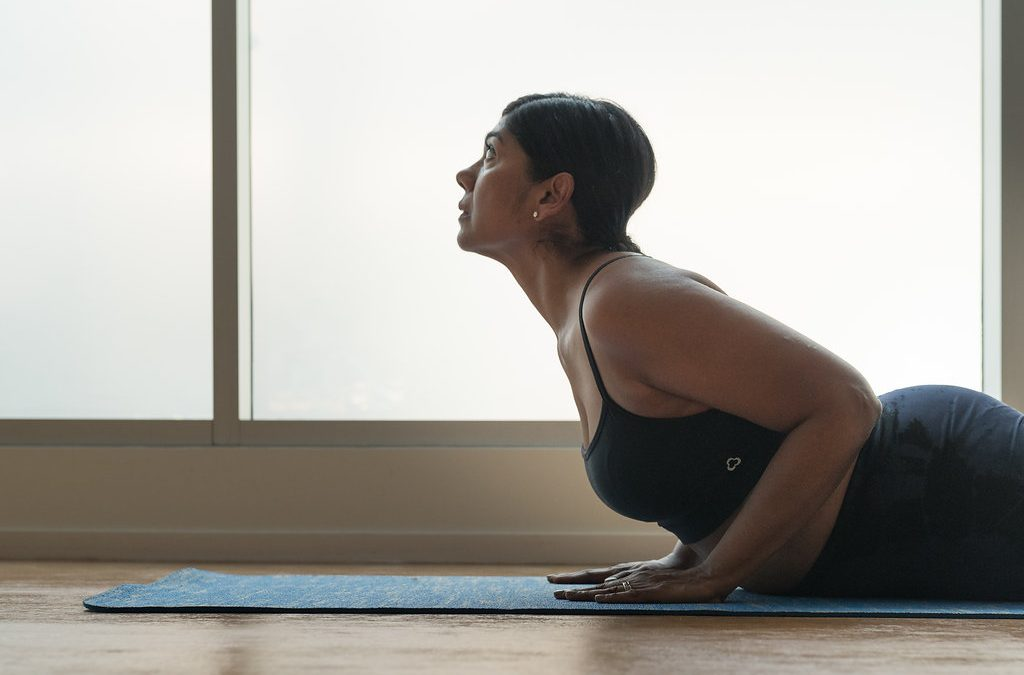 Hot Yoga: My Thing and Finding Calm