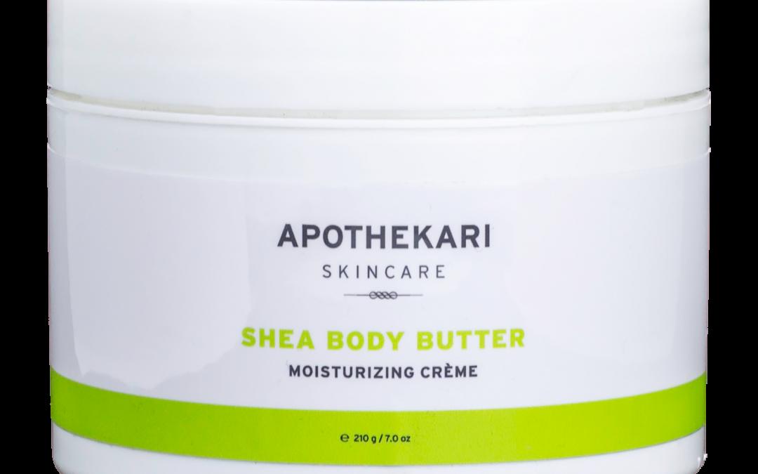 Shea-Body-Butter | Apothekari Skincare