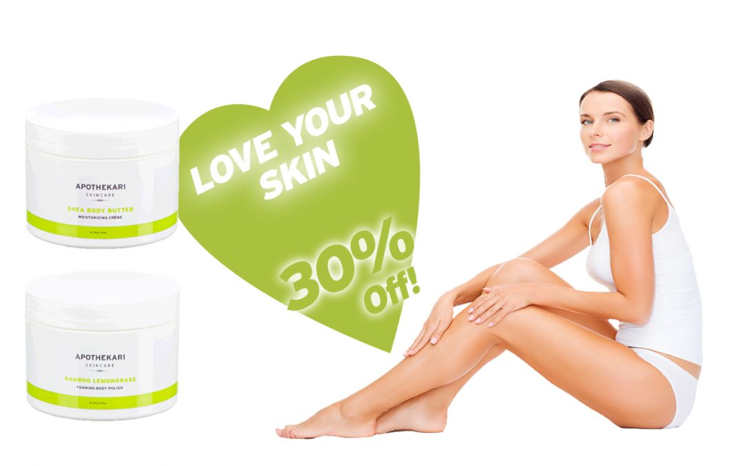 Love Your Skin! Enjoy 30% Off Smooth Skin Set For Valentine's Day