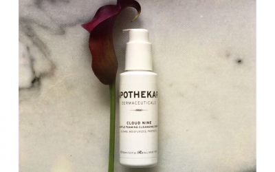 A Gentle Facial Cleanser for Spring