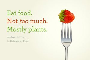 Michael Pollan Quote - Eat Food