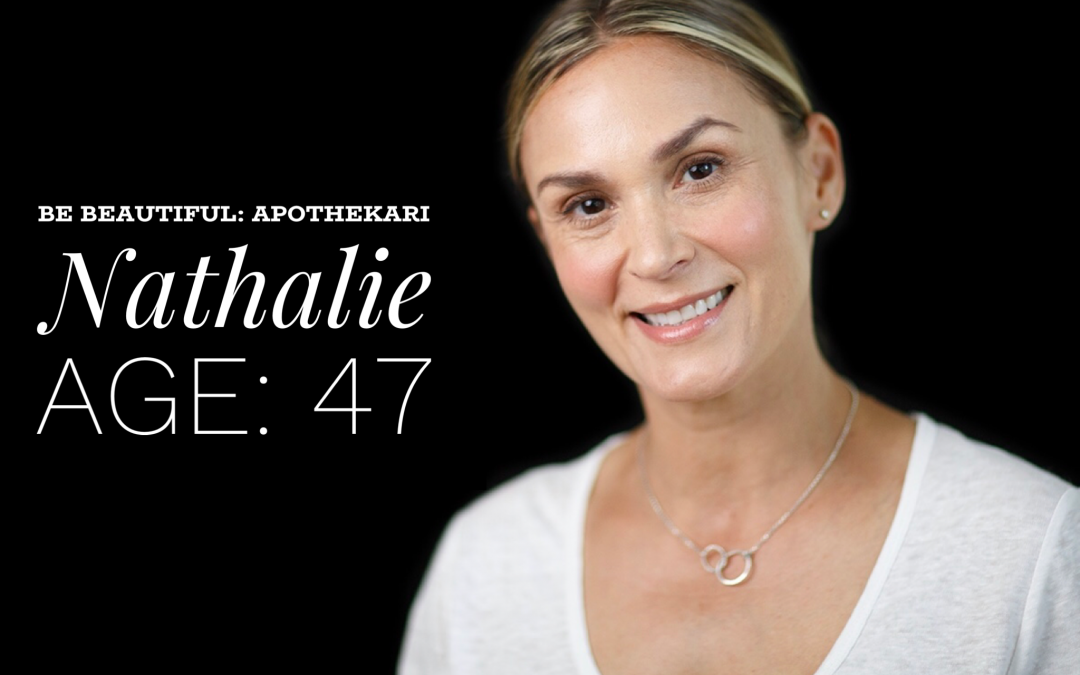 November's Be Beautiful Apothekari: Nathalie
