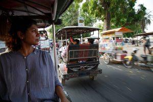 Tuk-Tuk in Phnom Penh