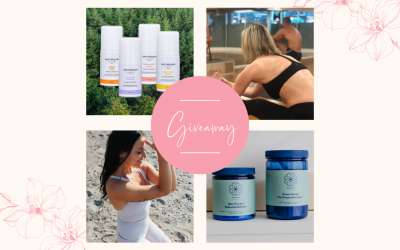 Active Living Giveaway. Win! $440 Prize Package
